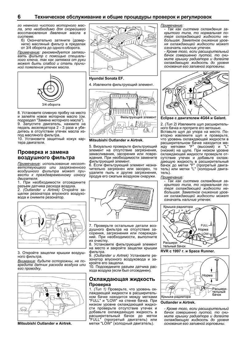 Руководство По Ремонту Двигателя 4G93 Gdi